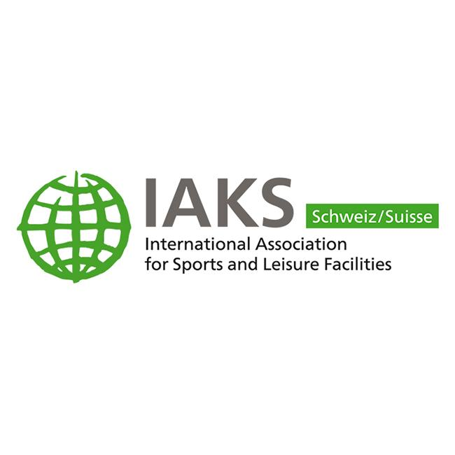 Logo IAKS Switzerland