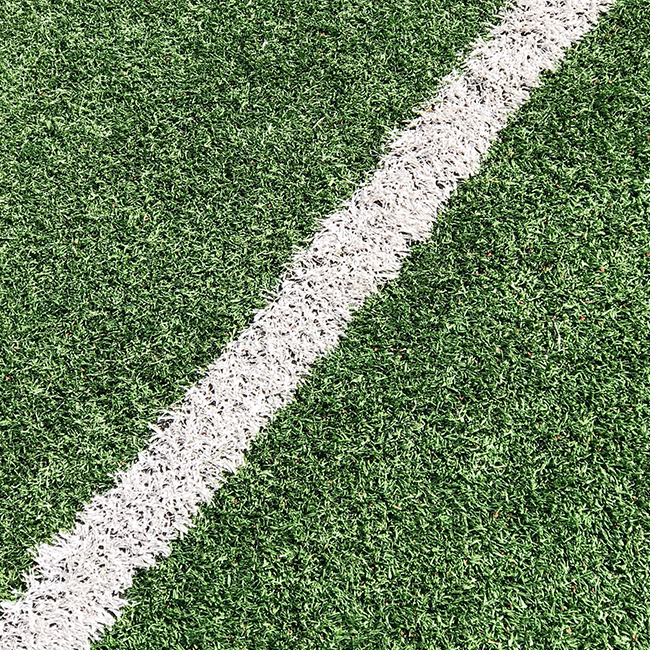 outdoor football court turf